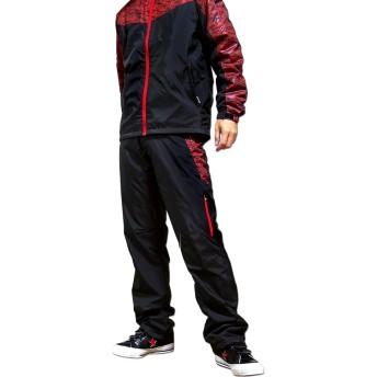 パンツ・ズボン全般 - EVERSOUL フリース パンツ メンズ ジャージ 下 ズボン スポーツ ウォーキング おしゃれ TULTEX ブラック レッド ブルー M L LL 3L ジムウェア 登山 防寒 撥水