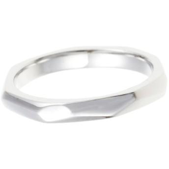 リング・指輪 - アクセサリーショップPIENA レディース リング 指輪 サージカルステンレス 316L 低アレルギー シルバー シンプル モード デイリー おそろい プレゼント ギフト