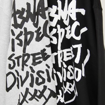 パーカー - Maqua-store ジップアップパーカー スウェット ロゴ パーカ ASNADISPEC アスナ アスナディスペック S M L XL XXL 2XL3L黒 大きいサイズ ストリート系 ファッション