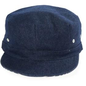 キャップ - KEYS ワークキャップ 帽子 メンズ レディース キャップ ワーク リバーシブル デニム キーズ Keys-T048
