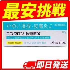 湿疹 かぶれ 軟膏 エンクロン軟膏EX 12g 指定第2類医薬品