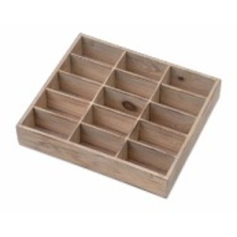 ウッドボックス 杉 W39 D34 H7.5cm | ウッドボックス 箱 木製 パーツ ケース 小物入れ 収納 ディスプレイ アンティーク 整理整頓 味わい