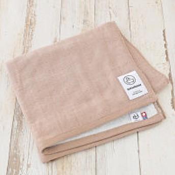 ガーゼバスタオル LOHACO lifestyle towel ベージュ バスルーム 約60cm×100cm 1枚 今治タオル