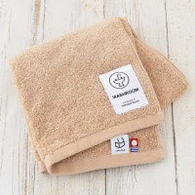 2f599c86ecc049 フェイスタオル LOHACO lifestyle towel ベージュ 洗面所 約34cm×75cm 1枚 今治タオル