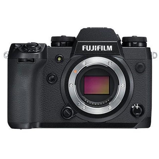 フジフィルム FUJIFILM X-H1 ボディ ブラック