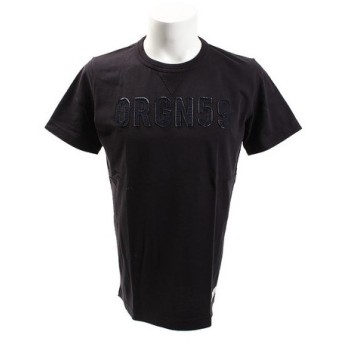エルケクス(ELKEX) 40/2 半袖Tシャツ ORGN59 863EK8CD5802NVY (Men's)