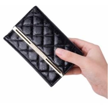 大容量 レディース 財布 小さな財布 レディース 牛革高級 女性用 小さなバッグ財布/本革高級感たっぷり財布 三つ折り財布afv991