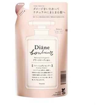 ダイアン ボヌール グラースローズの香り ダメージリペアシャンプー 詰替え 400ml[配送区分:A]