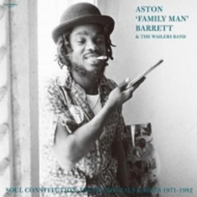 Aston Familyman Barrett/Soul Constitution: Instrumentals & Dubs 1971-1982