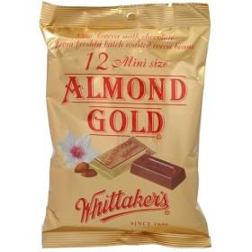 ウィッタカー アーモンドチョコレート 180g アルカン P11Apr15 代引不可