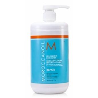 ( ヘアトリートメント、パック ) モロッカンオイル リストラクティブ ヘア マスク ア(サロン専売品) 1000ml