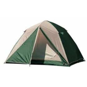 ドームテント ワンタッチ 大型 4人用~5人用 紫外線 UVカット キャリーバッグ付き キャプテンスタッグ