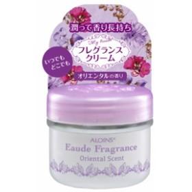 アロインス化粧品 保湿クリーム オーデフレグランス オリエンタルの香り 35g フレグランス スパイシー 魅惑的な香り @B倉庫