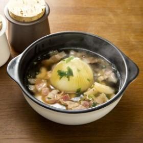スープポット カップ 陶器製 耐熱容器 電子レンジ オーブントースター ガスオーブン対応 ホワイト