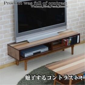 BBファニシング YOGEAR(ヨギア) テレビ台 YOTB-120天然木 木目が美しい北欧デザイン