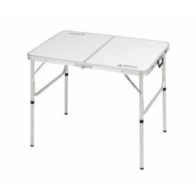 アウトドアテーブル バーベキュー アルミ製 折りたたみ 高さ調節 S 90×60cm