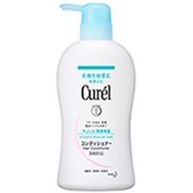 キュレル コンディショナー 420ml ( ポンプタイプ ) ( 花王/Curel/乾燥性敏感肌/医薬部外品/ヘアケア )