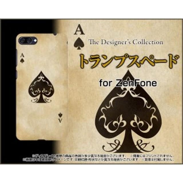 d55b8e708c スマートフォン ケース ZenFone 4 Max [ZC520KL] 楽天モバイル イオンモバイル 格安スマホ トランプ かわいい