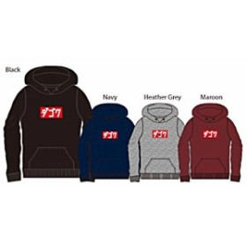 Jets Skate(ジェッツスケート)  Jets 地獄 Logo Hoodie