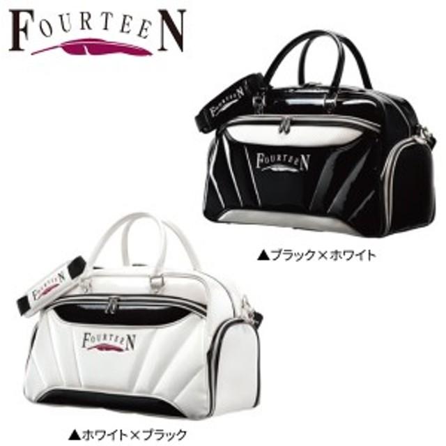 フォーティーン BB0209 ボストンバッグ