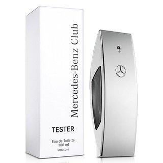 ◐香水綁馬尾◐Mercedes Benz 賓士 男性淡香水 100ML TESTER