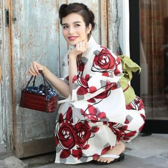 浴衣小物 - ホンコンマダム 浴衣 レディース かごバック 巾着 和装 和服 ネイビー レトロ巾着天然竹カゴバッグ(d5591)