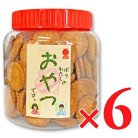 野村煎豆加工店 おやつ ミレービスケット 500g × 6個