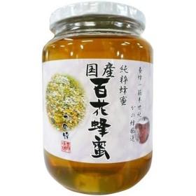 かの蜂 国産百花蜂蜜 ( 1000g )/ かの蜂