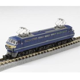 六半 (Z) T008-1 EF66形電気機関車 前期型国鉄色 ヒサシ無し ロクハン T008-1【返品種別B】