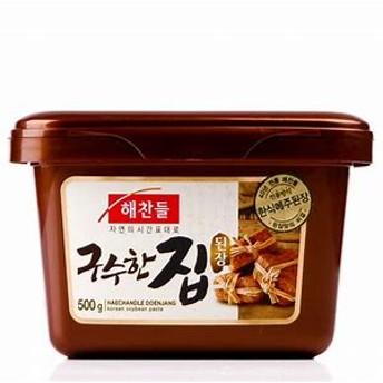 *韓国食品*へチャンドル・香ばしい風味味噌 500g [デボラ]