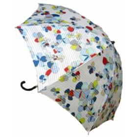 日母の日 傘レディースおしゃれ 晴雨兼用  日本製  plasant flower