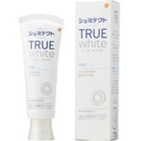 【薬用シュミテクト トゥルーホワイト 研磨剤無配合 知覚過敏予防 歯磨き粉 80g】