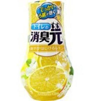 【トイレの消臭元 爽やかはじけるレモン 芳香消臭剤 トイレ用 400mL】