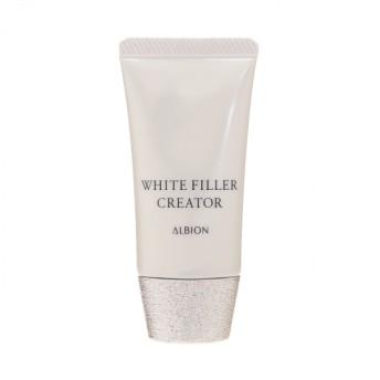 アルビオン ホワイトフィラー クリエイター SPF35 PA+++ 30g (メイク化粧下地)