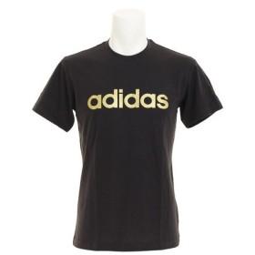 アディダス(adidas) ESSENTIALS ビッグリニアロゴ 半袖Tシャツ ETZ64-CX3327 (Men's)