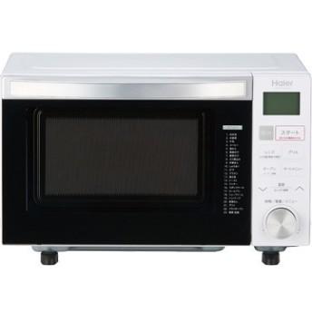 ハイアール 簡易スチームオーブンレンジ 18L ホワイト JM-NFVH18A-W