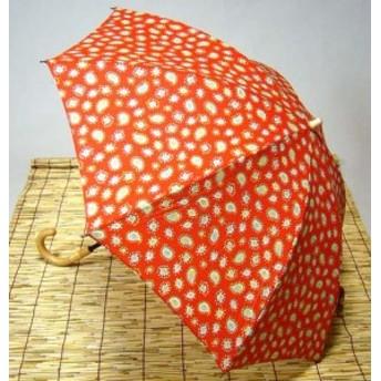 日母の日 傘レディースおしゃれ 晴雨兼用 日本製 UV care ペーズリー
