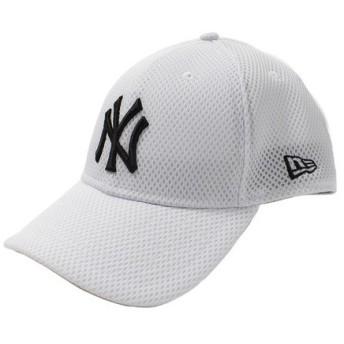 ニューエラ(NEW ERA) 39THIRTY スペーサーメッシュ ニューヨーク・ヤンキース メッシュキャップ 11557618 (Men's)