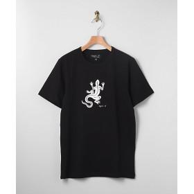 <アニエスベー オム/agnes b. HOMME> ロゴ半袖Tシャツ 000・ブラック 【三越・伊勢丹/公式】