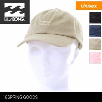 BILLABONG ビラボン メンズ&レディース キャップ 帽子 AI011-935 ぼうし 浅め サイズ調節可 紫外線対策 男性用 女性用