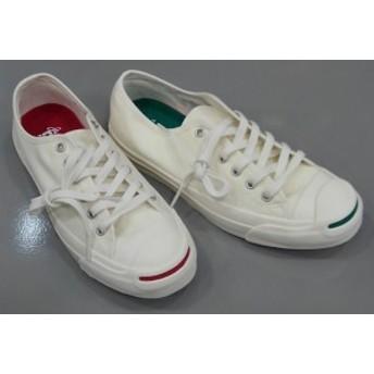 ジャックパーセル WR CANVAS R WR キャンバス リアクト ホワイト/グリーン ホワイト/レッド