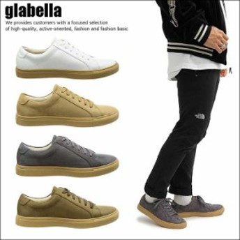 glabella グラベラ スニーカー スウェード スエード ローカット シューズ 靴 メンズ glbt-135 SD5590946 【AM】 180427