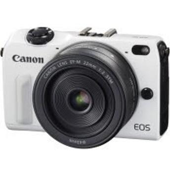 CANON(キヤノン) EOS M2 ダブルレンズキット ホワイト