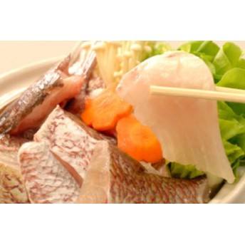簡単調理!高知が誇るブランド鯛【乙女鯛鍋セット】