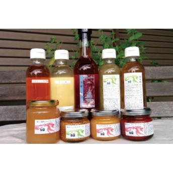 酢造発酵場スーの果実酢と調味料セット