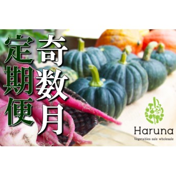 野菜★奇数月定期便 香南市のお野菜詰め合わせコース