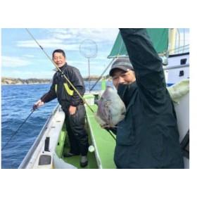 2-45《つり船丸十丸》カワハギ釣り乗船券