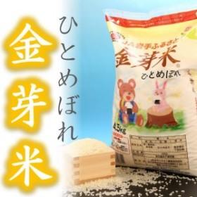 30産金芽米ひとめぼれ4.5kg 【4,500pt】
