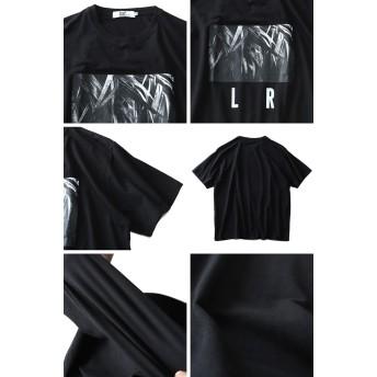 Tシャツ - 大きいサイズの店ビッグエムワン 【大きいサイズ】【メンズ】DANIEL DODD ベア天フォトプリント半袖Tシャツ(DO WHAT YOU CAN)azt-180296