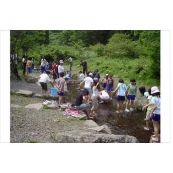 家族で自然と遊ぼう in ハチ高原 「60,000P」
